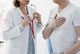 Медцентрум Боли в области сердца при вдохе