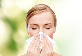 Сенная лихорадка - чем она вызвана?