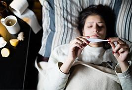 Коронавирус и грипп - как отличить симптомы